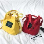 콩스 여성 에코백 데일리 캔버스백 손가방 미니가방