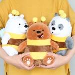 [단독] 위베어베어스 꿀벌 시팅 3종 SET