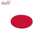 다프 독일 100% 메리노 울 컵받침 코스터 원형 15cm