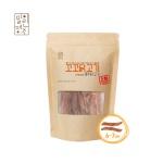 [말린제주] 제주꼬꼬닭 수제육포 60g(유통기한임박)