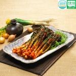 전통식품인증 웰쉐프 파김치 3kg