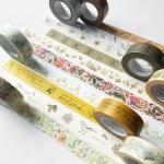 MASKING TAPE vintage 마스킹테이프 빈티지(10종)