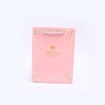 왕자와공주 핑크M 선물 종이 쇼핑백 답례품 가방