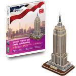47피스 우드락 입체퍼즐 - 엠파이어스테이트 빌딩