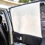 블랭크 광목원단 차량용 햇빛가리개(RM 208001)