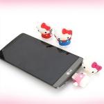 헬로키티 3D 피규어 OTG USB 메모리 32GB