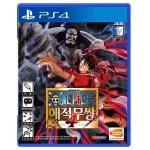 PS4 원피스 해적무쌍4 한글판