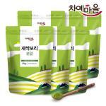 차예마을 국내산 제주 새싹보리 분말가루 150g x 6팩