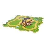 [이웃집 토토로] 고양이버스 레이스퍼즐(산책세트)