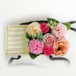 [추석선물] 카네이션 꽃상자(택배상품)