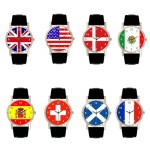 Flag Genuine Leather Watch Collection 22종