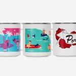 [미르] 캠프 컵 로컬 컬렉션