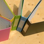 넘김이 부드러운 O링 eco binder-청운그린화일 A4-3Cm 에코 3공 합지 바인더 HB161