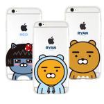 [Friends Pop]프렌즈 팝 포 카카오 큐티 젤리케이스 -아이폰6/6S플러스/G5