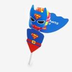 [인디고샵] 날아라 슈퍼히어로 막대사탕 페이퍼 (12set)