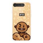 BT21 iPhone8 /7 슈키 미러 라이팅 케이스 (Hybrid)
