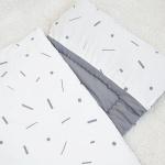 [메르베] 모던 낮잠이불세트(이불+패드+베개)