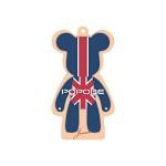 포포베 걸이 방향제 - 영국곰 (자스민향)