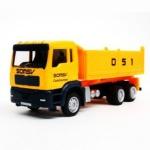 [카라라마] 볼드웨이건설중장비시리즈I 트럭 (34302)