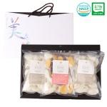 유기농 백미x2팩+오색x1팩 떡국떡 선물세트