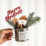 크리스마스 컵 트리
