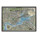 3000조각 직소퍼즐▶ 음악으로 만드는 지도 (HE29759)