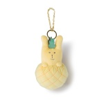 크래프트홀릭 PINEAPPLE RAB KEY RING