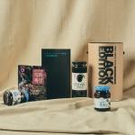 [BOOK&FOOD] '컬러풀박스'_블랙 에디션
