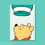 [디즈니] A3 포스터 - 곰돌이 푸 (no.1)