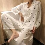 긴소매 파자마 여성잠옷 세트 CH1506941