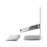 프리미엄 알루미늄 노트북 맥북 거치대 360 SOME2