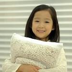 아이숨 편백나무 구름베개(작은베개)