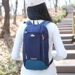 가벼운 등산 캠핑 여행 초경량 백팩 10L RUNNING BAG