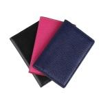[천연소가죽] 카드지갑 슬림 천연 사파이어 3 Color