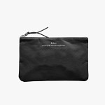 MF Layer Clutch(S)-Charcoal