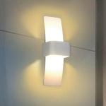 LED바바라 벽등 (블랙,화이트)