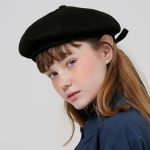 PFS RIBBON BERET - BLACK