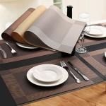 북유럽 호텔 방수 식탁 플레이팅 식탁테이블 매트