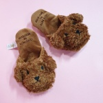 Love Pet Squeaky Toy poodle slipper바스락삑삑