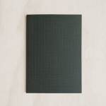 [라 페티트 페퍼티트 프랑세스]La Petite Paperterie Francaise 노트패드 A5 세이지_다크그린