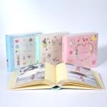 르슈크레 메모가능한 200매 대용량 포켓식앨범-3_민트