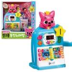 미미월드 노래하는 핑크퐁 동전노래방 /마이크 장난감