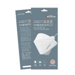 국내생산 코모존 미세물방울 차단마스크 대형 공산품