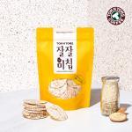 탐앤탐스 라이스칩 잘잘미칩 볶은곤약맛 1p