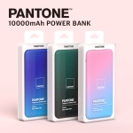 PANTONE 10000mAh POWER BANK (QC3.0)고속