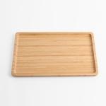 대나무 직사각 쟁반 트레이(36x24cm)