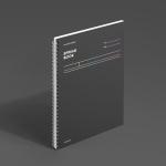 [모트모트] 스프링북 - 다크호스 (코넬시스템) 1EA