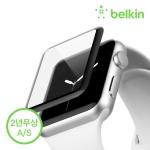 벨킨 애플워치 시리즈3/2 강화유리필름 42mm F8W918qe