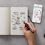 몰스킨 태블릿 페이퍼노트 + 스마트펜 라이팅 세트