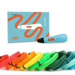 뉴펜톡 3D펜 패키지 + PLA 필라멘트 5m 20색 세트